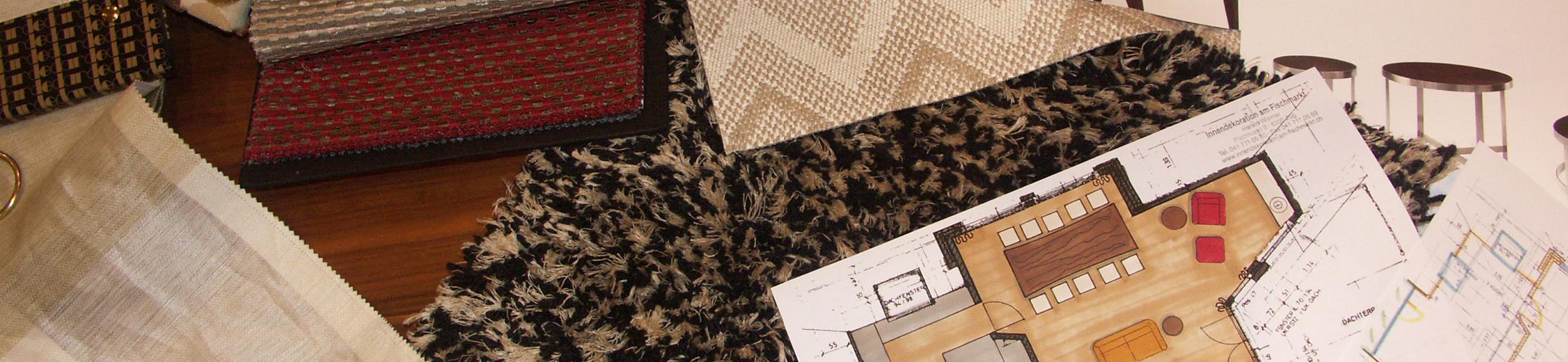 Innenarchitektur - Entstehen von individuellem Wohnraum ...